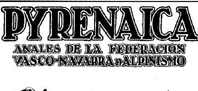 HA NACIDO PYRENAICA