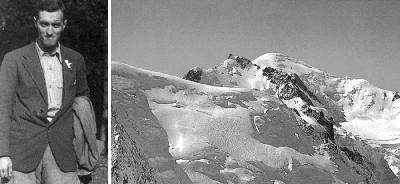 Una leyenda llamada Espinosa - Camino del Mont Blanc