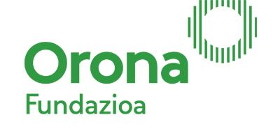 Logotipo Orona Fundazioa