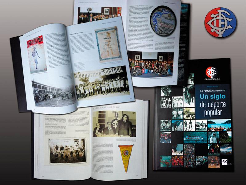 libro del Centenario de FORTUNA CD Fortuna KE