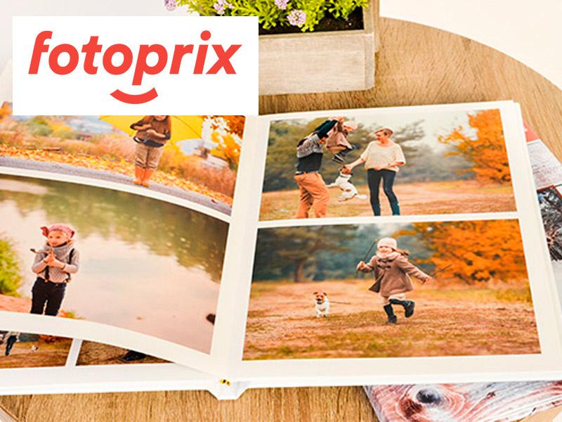 Vales de 100 y 50€ en servicios de fotografía - Fotoprix