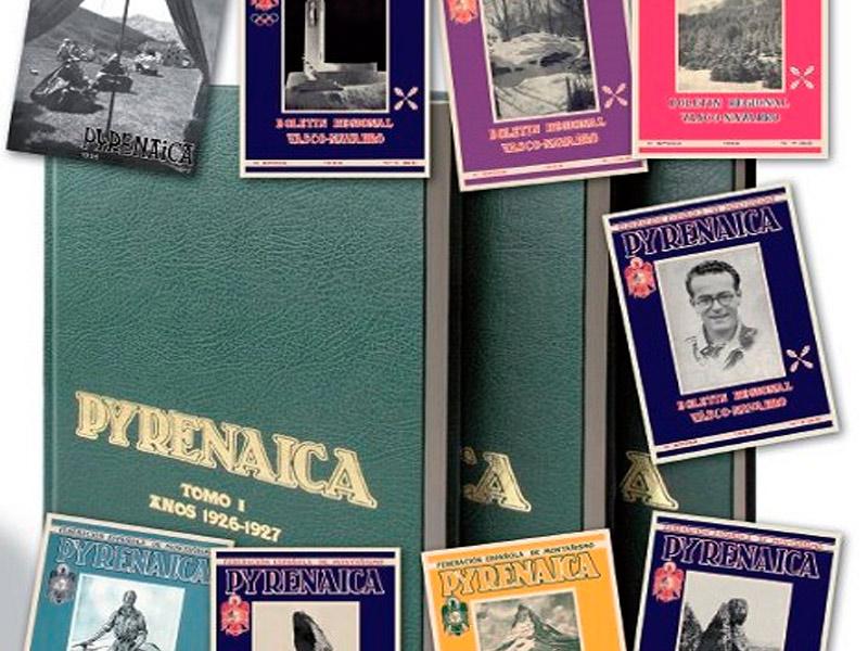 Reddición de las Revistas Pyrenaica